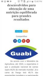 Guabi 20 Kg Top Valor unico no sul do estado Qualidade conprovada