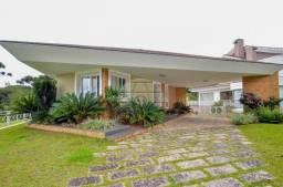 Casa de condomínio à venda com 5 dormitórios em Alphaville graciosa, Pinhais cod:131069