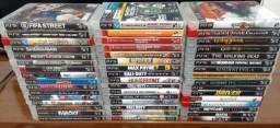 Pacote de 50 Jogos Originais de PS3 Mídia Física (São Gonçalo)