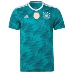 Camisa 2 Alemanha Rússia 2018 Oficial