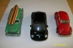 Coleção de carrinhos em miniatura de metal