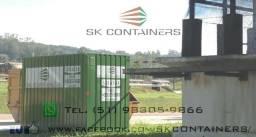 Container para Obras, Festas, Shows, Agricultura