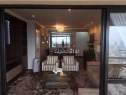 Apartamento residencial para locação, edifício alpha clube, barueri - ap0933.