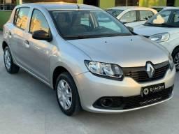 Renault Sandero AUTH 1.0 - 2017