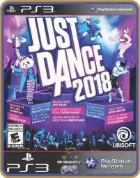 Título do anúncio: Ps3 Just Dance 2018