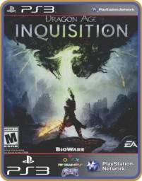 Título do anúncio: Ps3 Dragon age inquisition