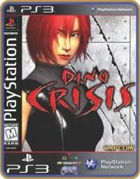 Título do anúncio: Ps3 Dino Crisis 2