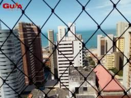 A 150 metros de Beira Mar, no coração de Meireles