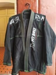 Kimono Pit Bull p/ Jiu-jitsu