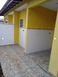 Casa nova em Mongaguá 22 mil de entrada + parcelas 900 reais , financiamento bancario (s)