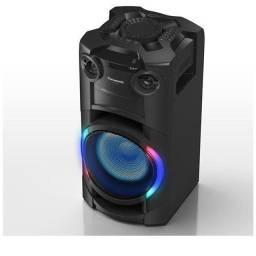 Torre de som Panasonic / 250w / SC-Tmax20 / Bluetooth / Bateria Recarregável - Novo