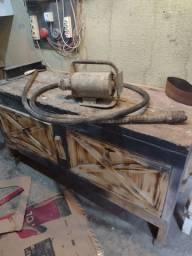Máquina prá construção cevil