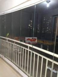 Apartamento com 2 dormitórios para alugar, 55 m² por R$ 2.500,00/mês - Ipiranga - São Paul