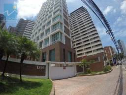 Apartamento Duplex com 1 dormitório para alugar, 60 m² por R$ 2.900/mês - Meireles - Forta