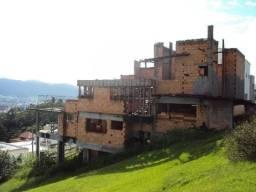 Casa com 4 dormitórios à venda, 396 m² por R$ 890.000,00 - Trindade - Florianópolis/SC