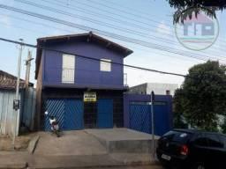 Casa com 10 dormitórios, 150 m² - venda por R$ 200.000,00 ou aluguel por R$ 2.500,00/mês -