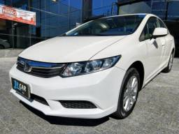 Honda Civic 1.8 Lxs 16v Flex Aut
