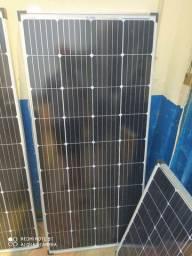 Painel placa solar 150w