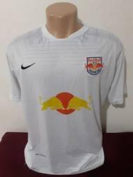 Camiseta Do Red Bull Bragantino Branca