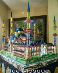Mesquitas, Pontes e Catedrais