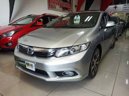 Honda Civic EXR com TETO 2014 TOP