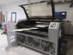 Corte Gravação Laser co2 130w