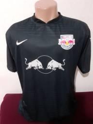 Camiseta Do Red Bull Bragantino Preta