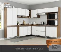 Cozinha Modulada Direto de Fábrica