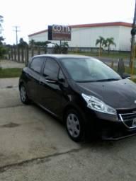 Peugeot active 208 1.5 2014