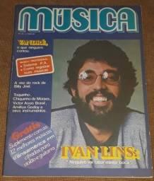Revista Música n. 36 - Ivan Lins