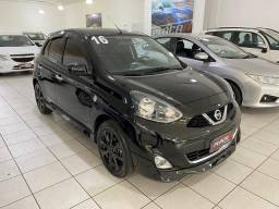 Nissan March Rio 2016 1.6 Completo - Top de Linha!!