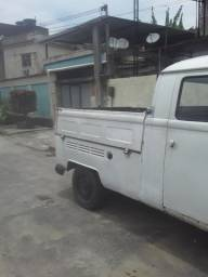 Kombi pick up cabine dupla