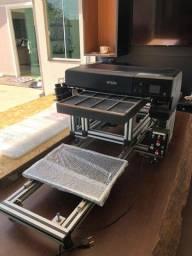 Impressora UV Epson P800 - Área de Impressão 100x40