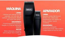 Wahl Home Cut Combo | Kit Máquina De Cortar Cabelo