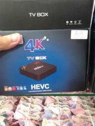 Tv box 64 GB com 4 de ram 4k 5g