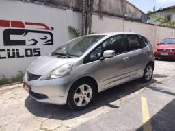 NEW FIT LX 1.4 AUTOMÁTICO  2010  #SóNaAutoPadrão