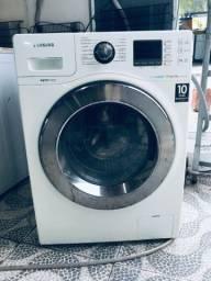 Vendo máquina lava e seca Samsung modelo, ECOBUBBLE 10,1kg/6,0kg