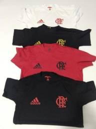 Camisa Casual Flamengo 100% Algodão,,
