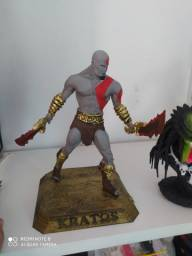 Action figure kratos 20cm god of war