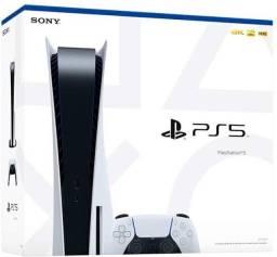 Playstation 5. Novo, lacrado, nacional com nota fiscal