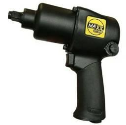 Chave de impacto pneumática Max tools Sigma profissional 69kg