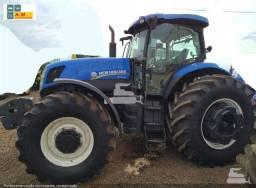 Trator Agrícola New Holland T7.245 Entrada R$ 33.182,76