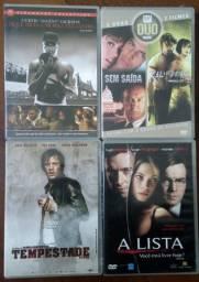 R$ 5 Dvds de Filmes Variados Todos Originais | R$ 5 Cada