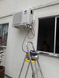 Ar condicionado split em geral