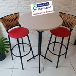 Título do anúncio: Cadeira Americana Banqueta