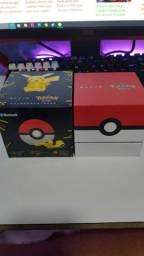 Fone Bluetooth RAZER Pokemon edition