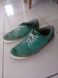 Sapatenis Polo Wear Verde Tamanho 42