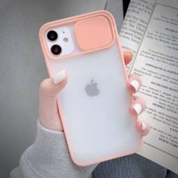Capa Que Protege A Câmera Para iPhone 11, 11 Pro e 11 Pro Max