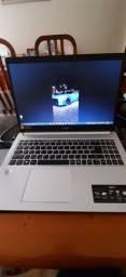 Notebook Acer Aspire 5 Core i5-1035G1 8gb ram 256gb SSD Tela full Hd 15.6