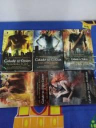 Livros da Série Shadowhunters